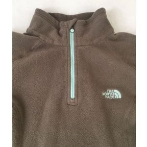 The North Face Grey Pullover Sweater Womens Small
